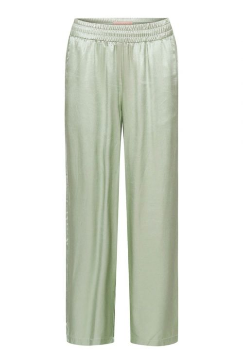 Hunkøn - Bukser - Susana Trousers - Dusty Green