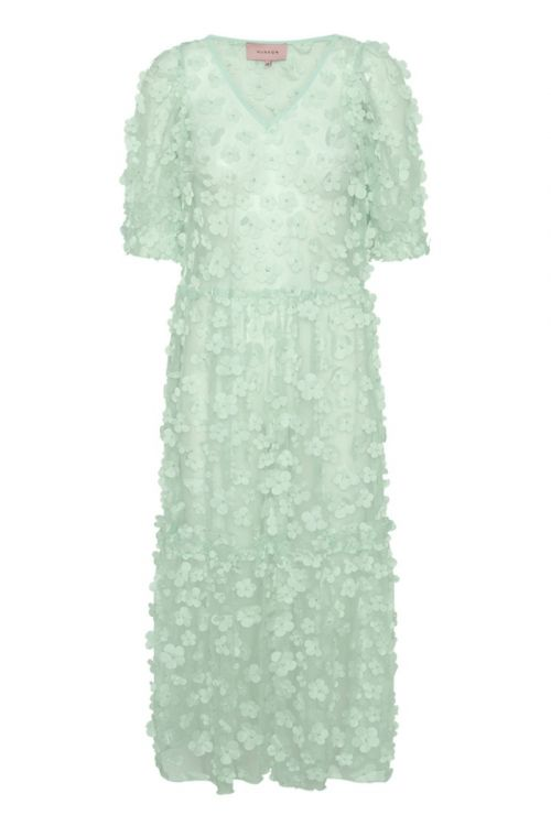 Hunkøn Kjole Florina Dress Mint Front