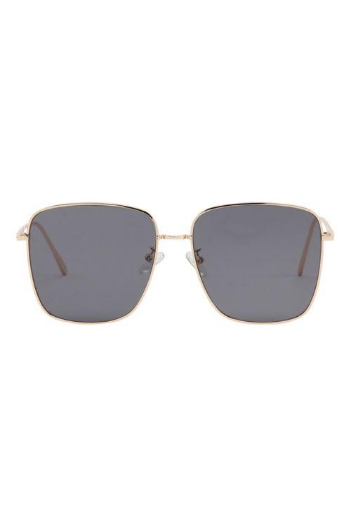 Hunkøn - Solbriller - Sophia Sunglasses - Black