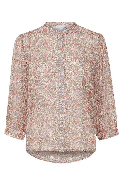 Ichi Bluse Rosie MS Multi Color Front