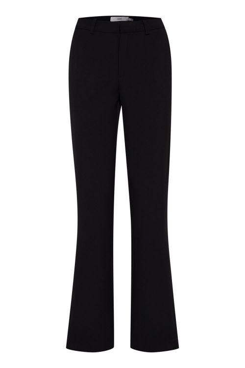 Ichi Bukser Lexi Pants Black Front