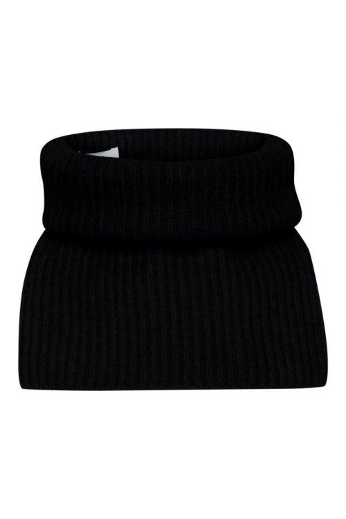 Ichi - Halstørklæde - Agate - Black