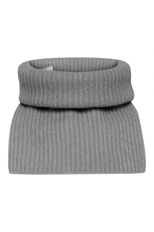 Ichi - Halstørklæde - Agate - Medium Grey  Melange