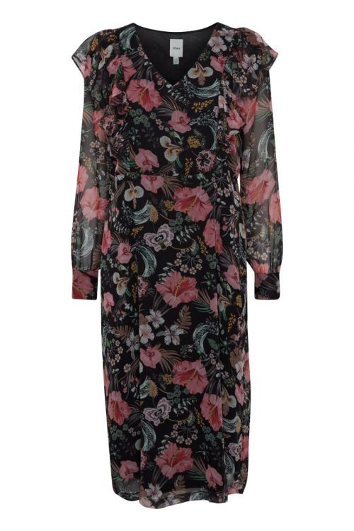 Ichi - Kjole - Filikke Dress - Multi Color