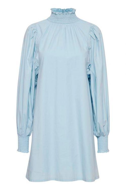 Ichi - Kjole - Inkala Dress - Celestial Blue