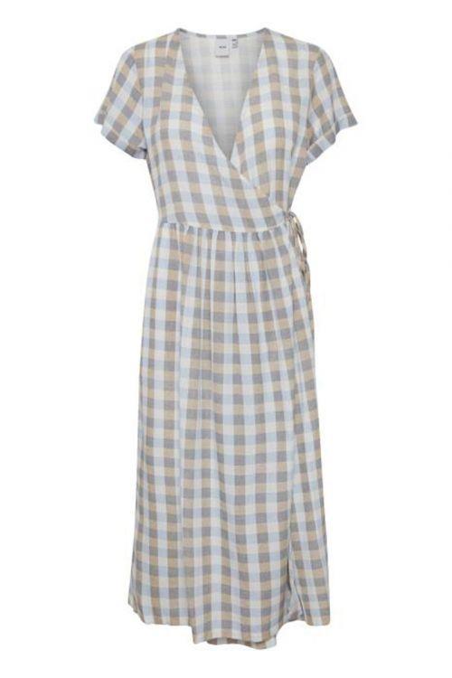 Ichi - Kjole - Julya Dress - Tan