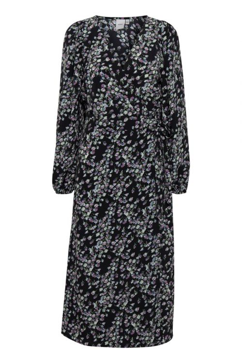 Ichi - Kjole - Mariann Dress - Black