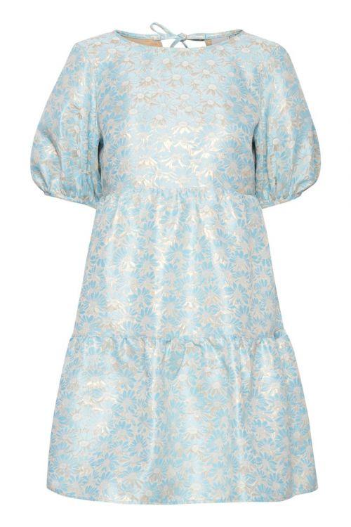 Ichi - Kjole - Yesika Dress - Pale Gold