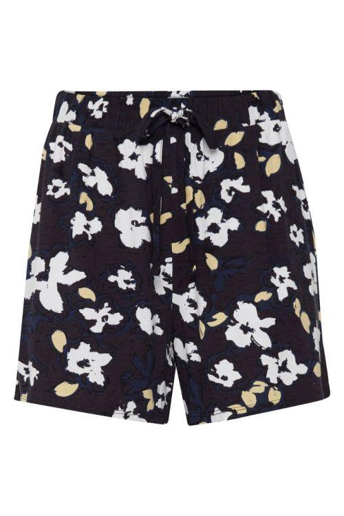 Ichi - Shorts - IH Lisa SHO6 - Black Print