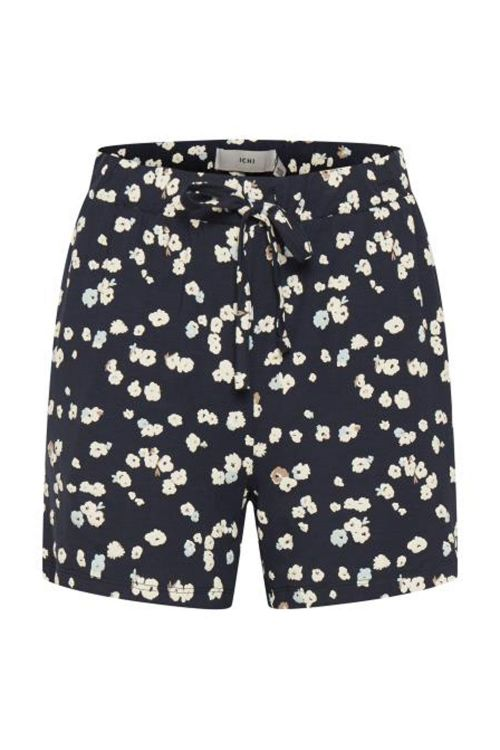 Ichi Shorts Lisa Shorts Cool Blue Front