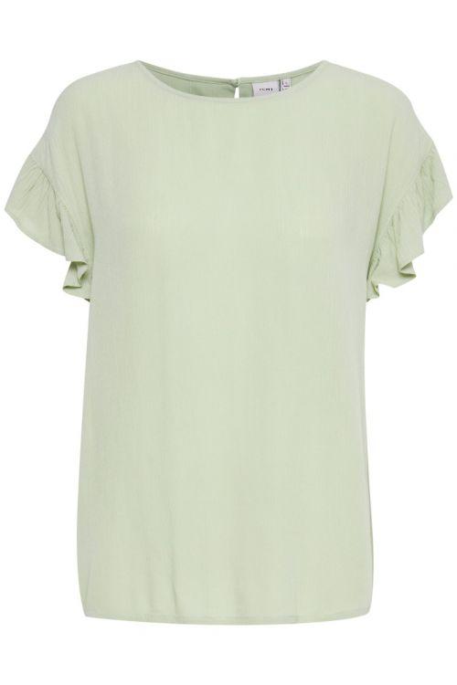 Ichi T-shirt Marrakech Front