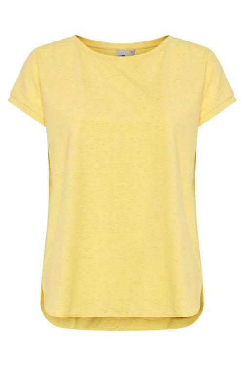 Ichi T-shirt Rebel T-shirt Pineapple Slice Front