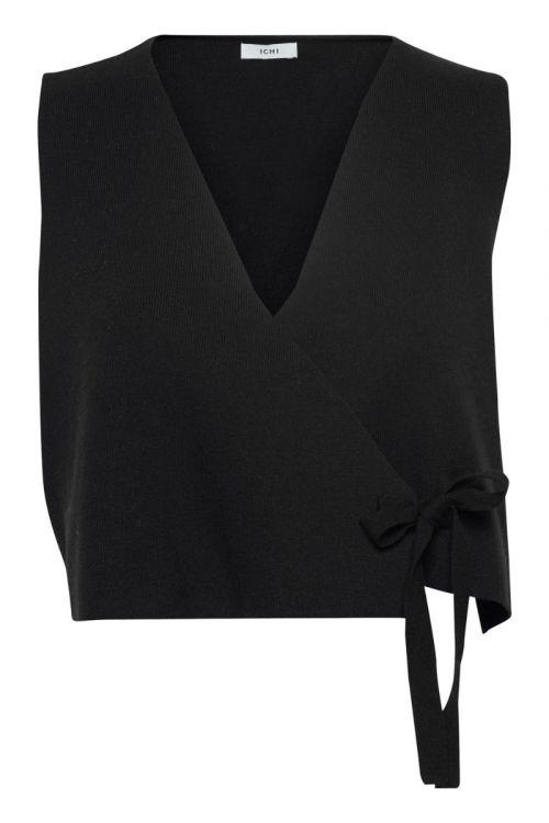 Ichi - Vest - IA Mynte Vest - Black