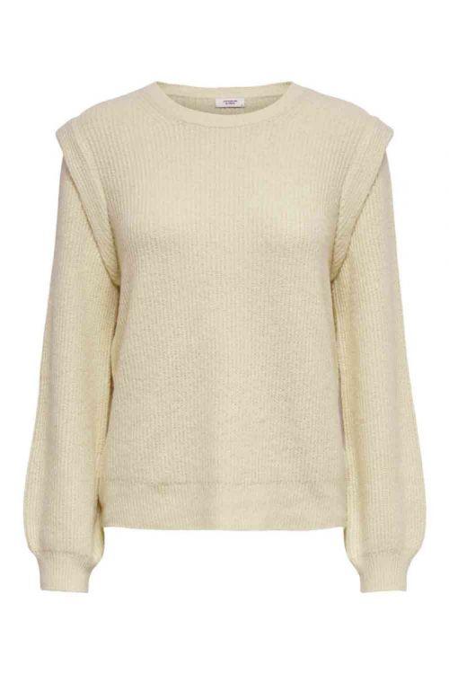 JDY - Emori LS Pullover Knit - Tapioca
