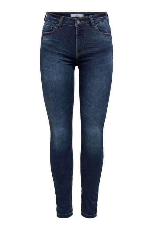 Jacqueline de Yong Jegging New Nikki Life Regular Medium Blue Denim Front