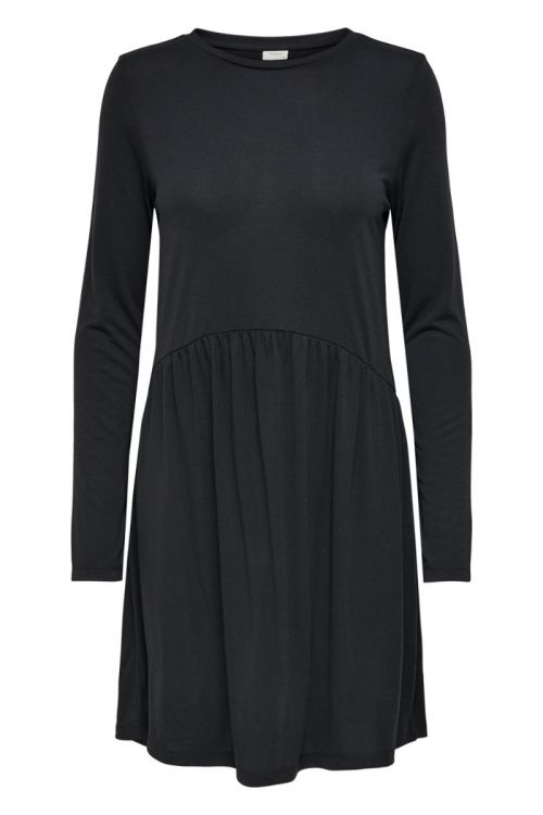 Jacqueline de Yong - Kjole - JDY Gabriella LS Dress - Black
