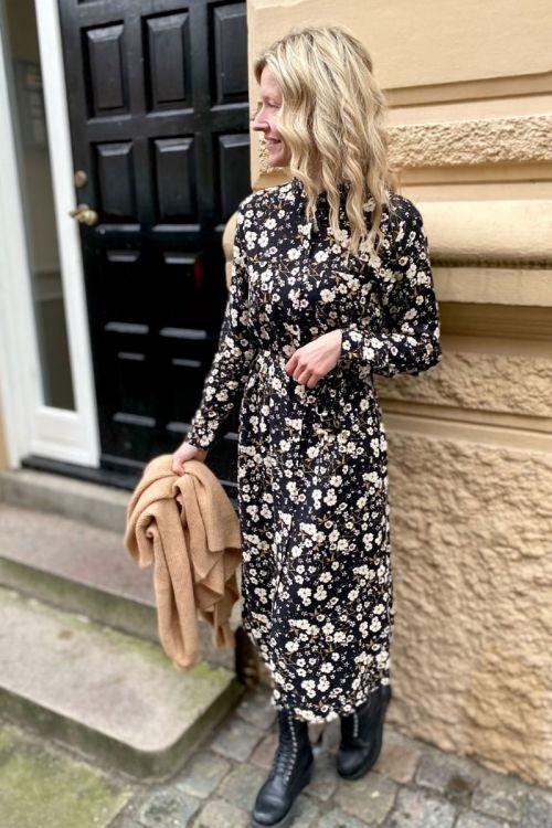 Jacqueline De Yong - Kjole - Kaitlyn L/S Shirt Dress - Black