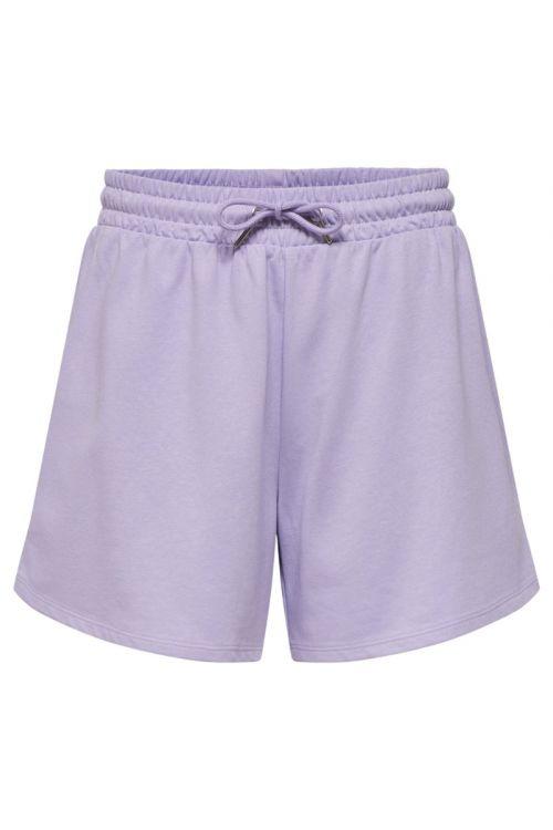 Jacqueline de Yong - Shorts - JDY Cindi Ivy Life Shorts - Pastel Lilac