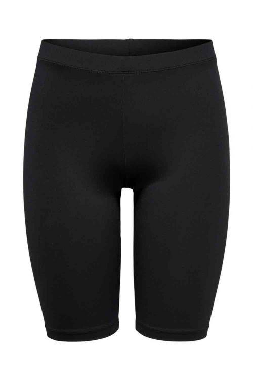 JDY - Shorts - JDY Rossy Biker Shorts - Black