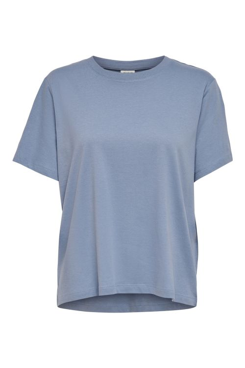 Jacqueline de Yong T-shirt JDY Olisa Life 2/4 Top Infinity Front
