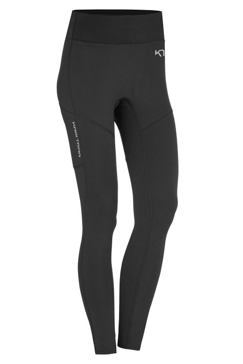 Kari Traa Leggings Solveig Tights Black Front