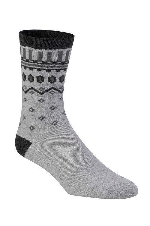 Kari Traa Strømper Løkke Sock Grey Front