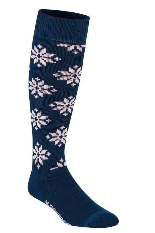 Kari Traa Strømper Rose Sock Marin Front