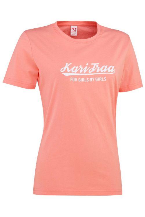 Kari Traa T-shirt Mølster Tee Silk Front