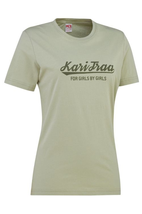 Kari Traa - T-shirt - Mølster Tee - Slate