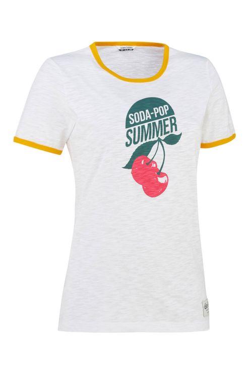 Kari Traa T-shirt Songve Tee White Front