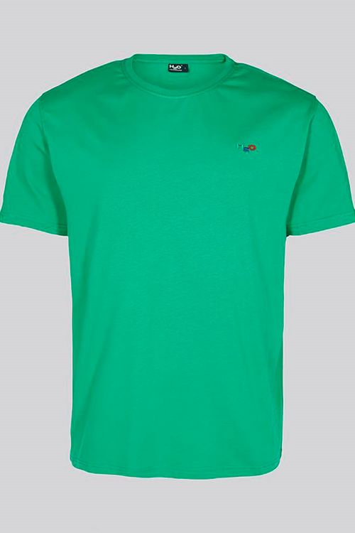 H2O  T-shirt  Lind Tee  Green Front