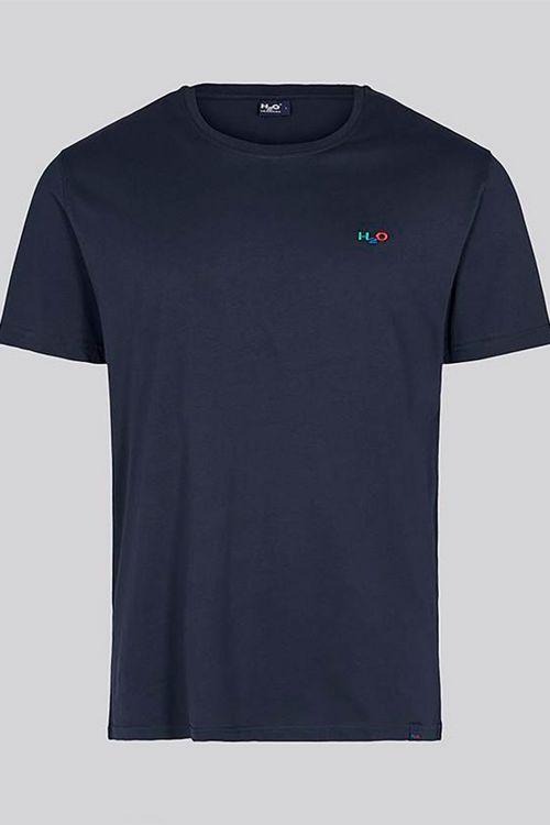 H2O  T-shirt  Lind Tee  Navy Front