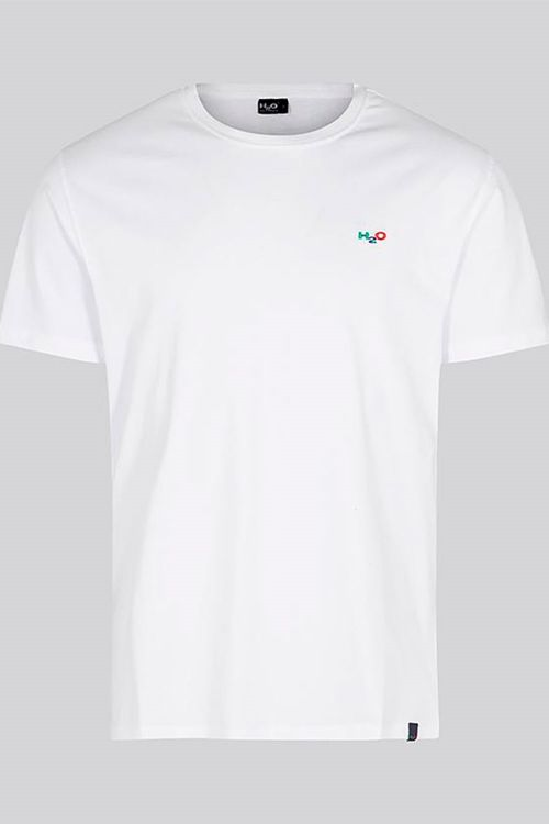 H2O  T-shirt  Lind Tee  White Front