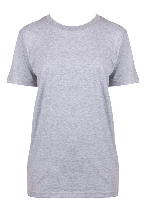 Lykke By Lykke T-shirt Lucky T-shirt Grey Front