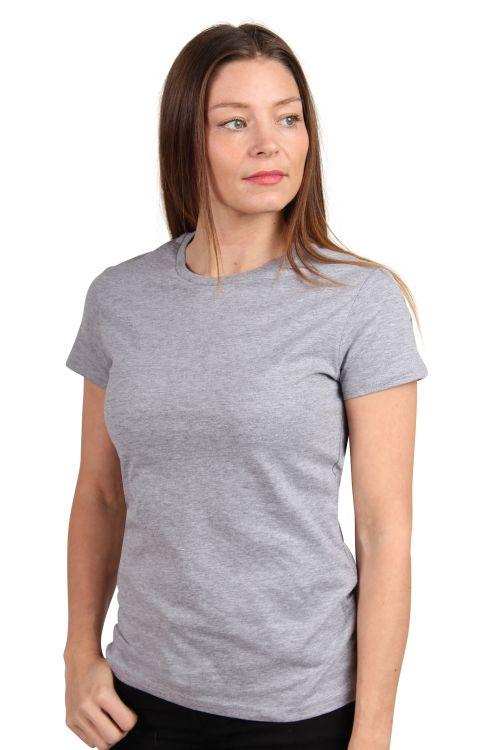 Lykke By Lykke - T-shirt - My Best T-shirt - Oxford Grey
