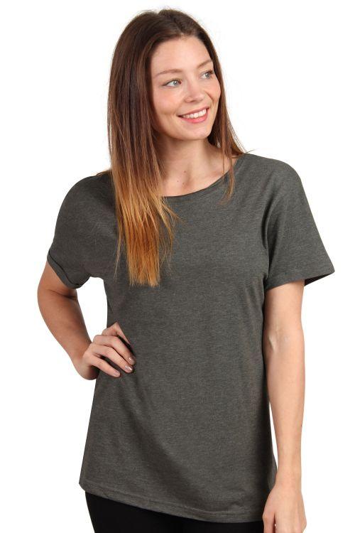 Lykke By Lykke - T-shirt - Raw Tee - Army