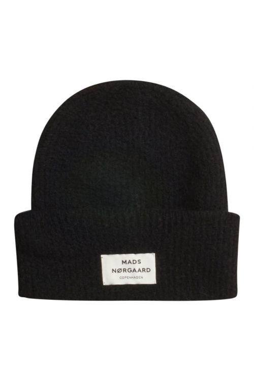 Mads Nørgaard - Hue - Winter Soft Anju - Black