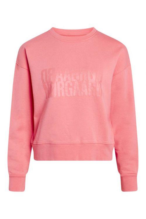 Mads Nørgaard - Sweat - Organic Sweat Tilvina - Strawberry Pink