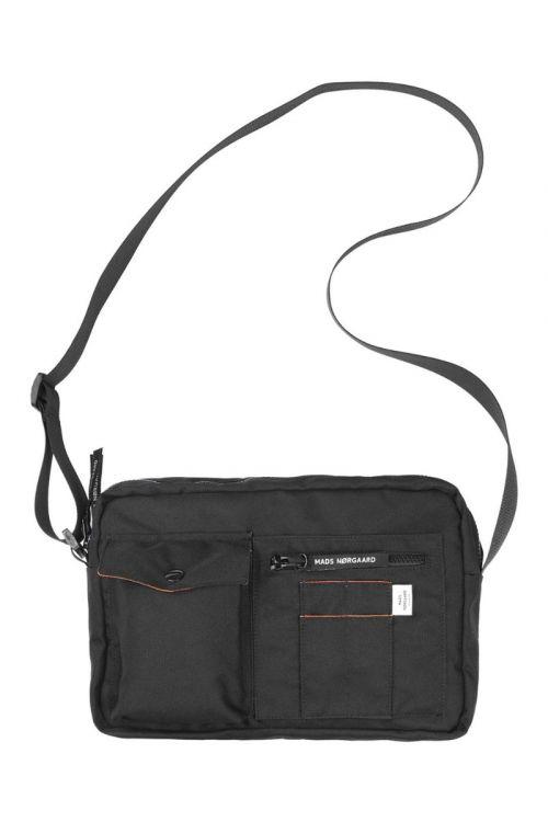 Mads Nørgaard - Taske - Bel One Cappa Bag - Black