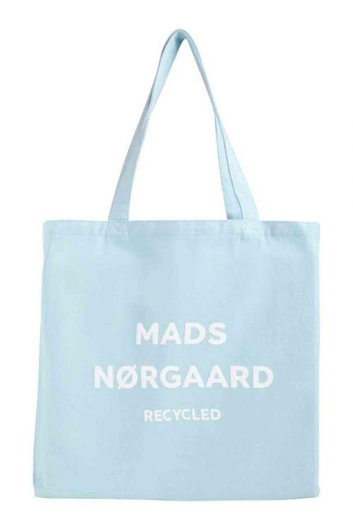 Mads Nørgaard Taske Recycled Boutique Athene Aqua Front