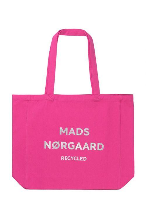 Mads Nørgaard - Taske - Recycled Boutique Athene - Shocking Pink/Silver