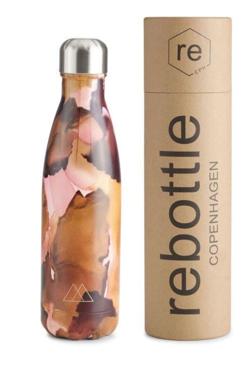 Markberg Flaske Markberg x Rebottle 500 ml Watercoloring Front