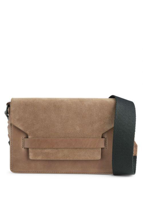 Markberg - Takse - Arabella - Crossbody Bag - Caramel w/Black