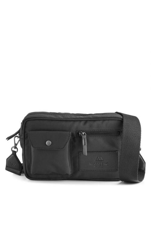 Markberg - Taske - Darla - Crossbody Bag Recycled - Black w/Black