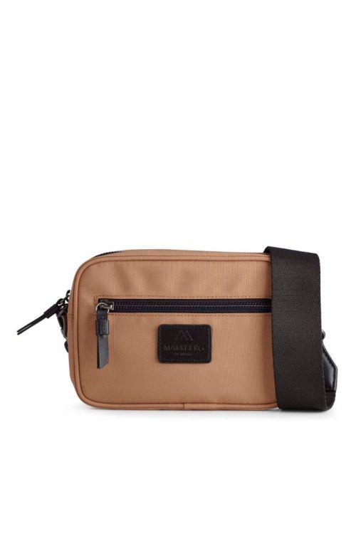 Markberg - Taske - Elea Crossbody Bag - Peanut w/Black