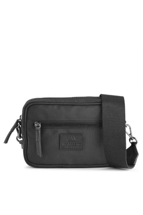 Markberg - Taske - Elea - Crossbody Bag Recycled - Black w/Black