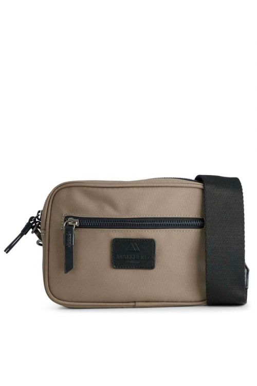 Markberg Taske Elea Crossbody Bag Walnut w/Black Front
