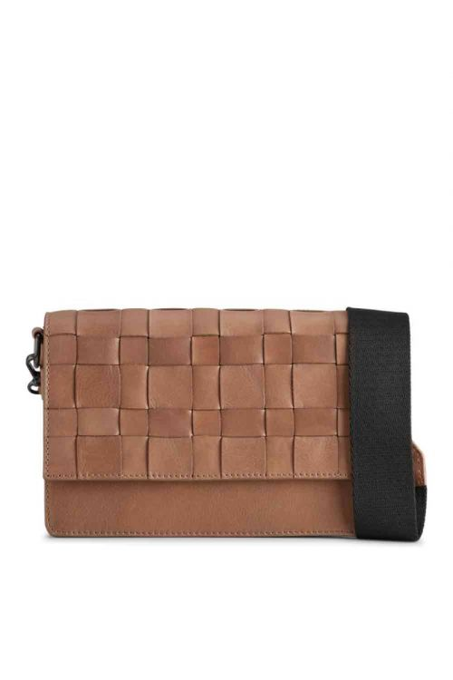 Markberg - Taske - Margit Crossbody Bag - Antique Caramel w/Black