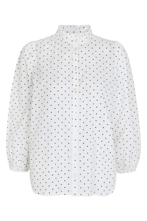 mbyM Bluse Fiamma blouse Elettra Print Front