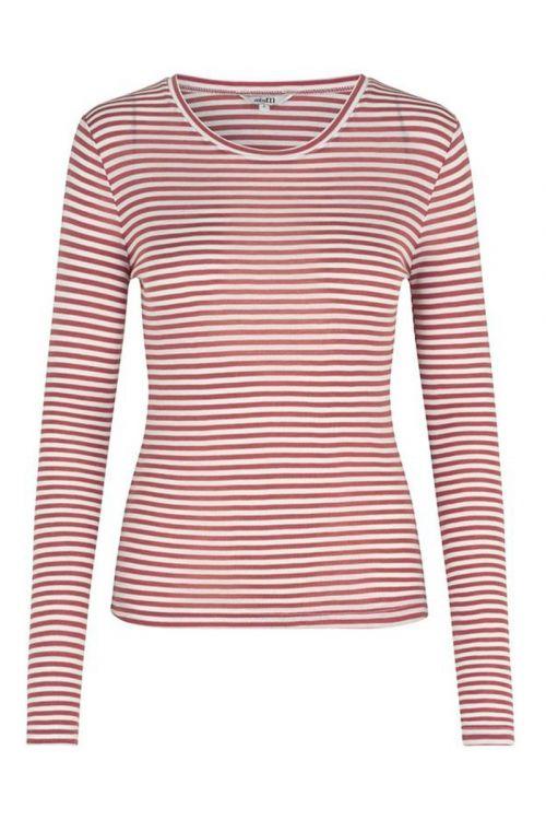 MbyM Bluse Lilita Canyon Sugar Stripe 105 Front
